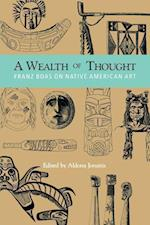 A Wealth of Thought af Franz Boas