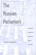 The Russian Parliament af Thomas F. Remington