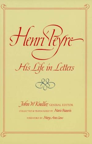 Henri Peyre af Henri Peyre