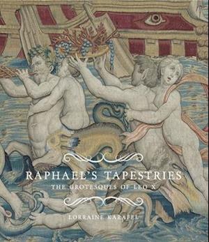 Bog, hardback Raphael's Tapestries af Lorraine Karafel