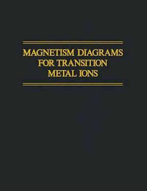 Magnetism Diagrams for Transition Metal Ions af E. Konig
