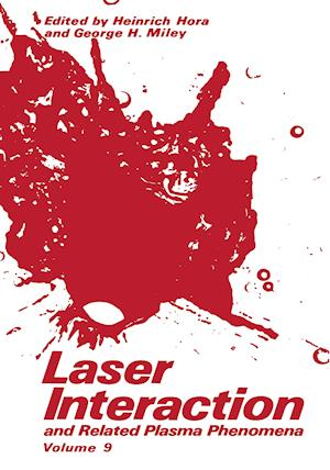 Bog, hardback Laser Interaction and Related Plasma Phenomena af George H. Miley