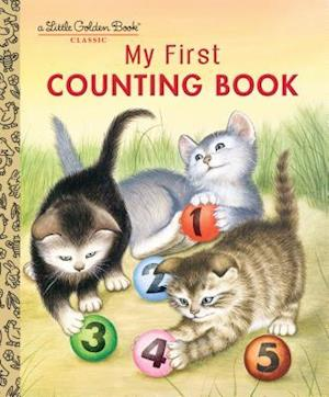 My First Counting Book af Garth Williams, Lilian Moore