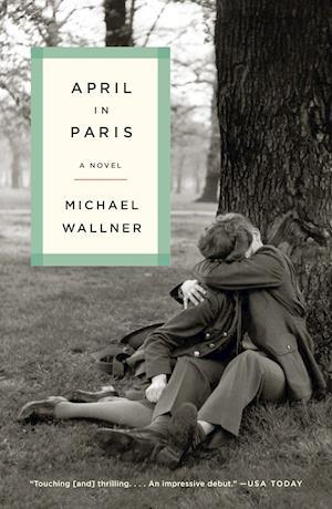 Bog, paperback April in Paris af Michael Wallner
