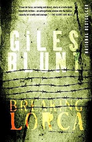 Breaking Lorca af Giles Blunt