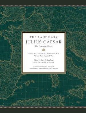 Bog, hardback The Landmark Julius Caesar