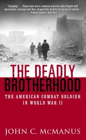 Deadly Brotherhood af John Mcmanus