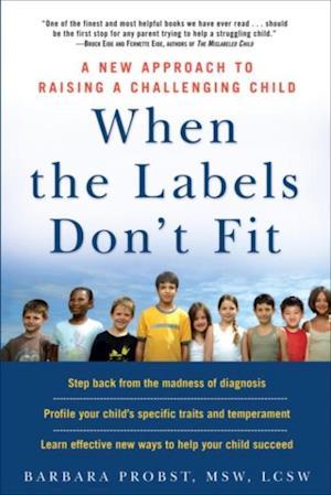 When the Labels Don't Fit af Barbara Probst