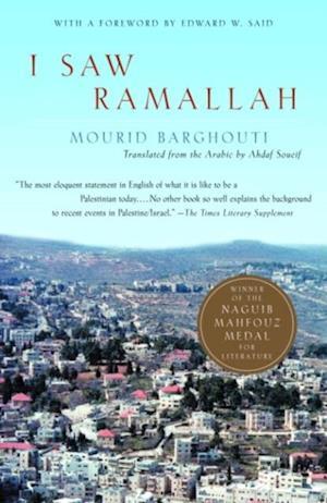 I Saw Ramallah af Mourid Barghouti