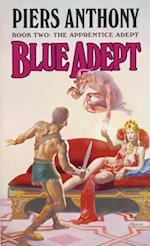 Blue Adept af Piers Anthony