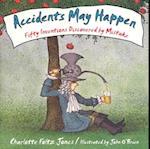 Accidents May Happen af Charlotte Jones