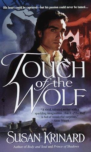 Touch of the Wolf af Susan Krinard