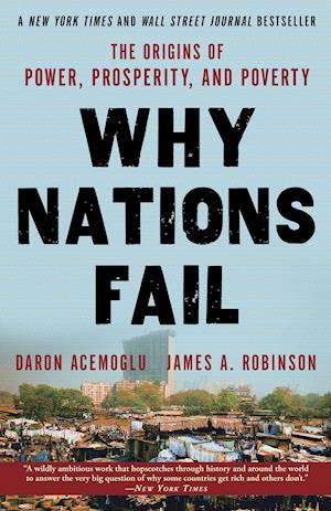 Why Nations Fail af Daron Acemoglu
