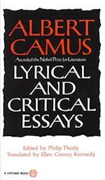Lyrical and Critical Essays (Vintage International)