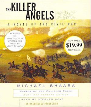 The Killer Angels af Jeff Shaara, Michael Shaara