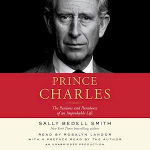 Lydbog, CD Prince Charles af Sally Bedell Smith