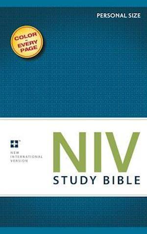 NIV Study Bible af Zondervan