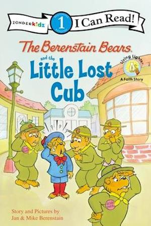The Berenstain Bears and the Little Lost Cub af Jan Berenstain, Mike Berenstain