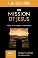 Mission of Jesus Discovery Guide (That the World May Know)
