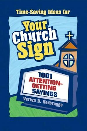 Your Church Sign af Verlyn Verbrugge
