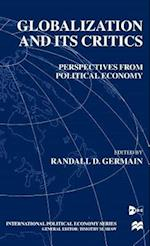 Globalization and Its Critics af Anthony Payne