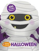 Sticker Friends Halloween (Sticker Friends)