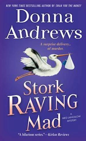 Stork Raving Mad af Donna Andrews