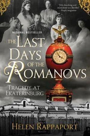 The Last Days of the Romanovs af Helen Rappaport
