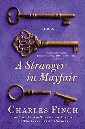 A Stranger in Mayfair af Charles Finch