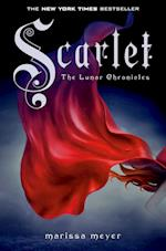 Scarlet (Lunar Chronicles)