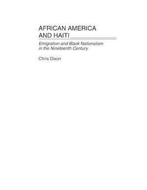 African America and Haiti af Chris Dixon