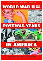 World War II and the Postwar Years in America 2 Volume Set af William H. Young, Nancy K. Young