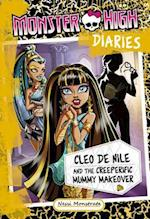 Cleo De Nile and the Creeperific Mummy Makeover (Monster High Diaries)