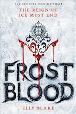 Frostblood af Elly Blake