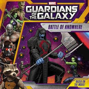 Marvel's Guardians of the Galaxy af Adam Davis