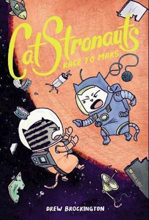 Catstronauts af Drew Brockington