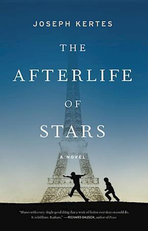 Bog, hardback The Afterlife of Stars af Joseph Kertes