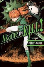 Akame Ga Kill! 8 (Akame Ga Kill)