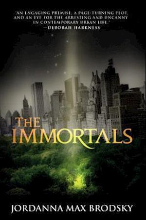 The Immortals af Jordanna Max Brodsky
