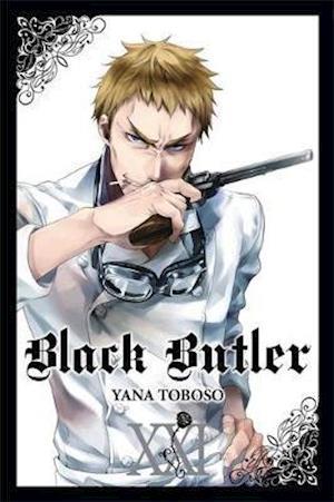 Black Butler af Yana Toboso