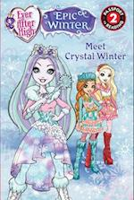 Meet Crystal Winter (Passport to Reading)