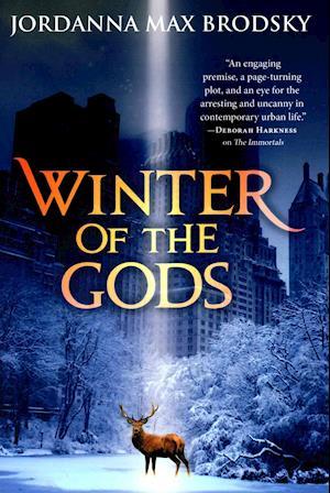 Bog, hardback Winter of the Gods af Jordanna Max Brodsky