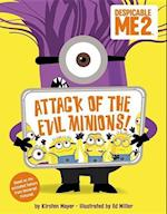 Attack of the Evil Minions! (Despicable Me 2)