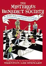 Mr. Benedict's Book of Perplexing Puzzles, Elusive Enigmas, and Curious Conundrums (Mysterious Benedict Society)