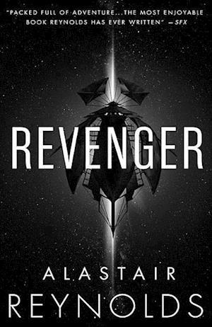 Bog, paperback Revenger af Alastair Reynolds