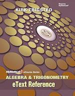 EText Reference for Trigsted Algebra & Trigonometry af Kirk Trigsted