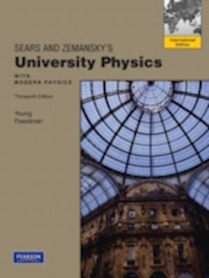 Bog, paperback University Physics Plus Modern Physics Plus MasteringPhysics with Etext -- Access Card Package af Roger A Freedman, A Lewis Ford, Hugh D Young