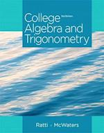 College Algebra and Trigonometry af Jogindar Ratti