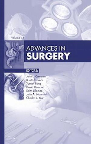 Advances in Surgery af John L. Cameron