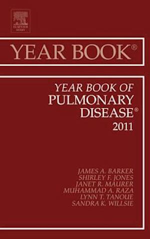 Year Book of Pulmonary Diseases af James Barker